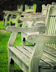 Gathering (bjg_snaps) Tags: emptyseat emptychair bench seating park kewgardens london uk outside summerday summer sitaspell