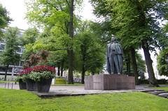 Helsinki (Gian.Vito) Tags: street city blue sea art church fashion finland garden landscape view pentax