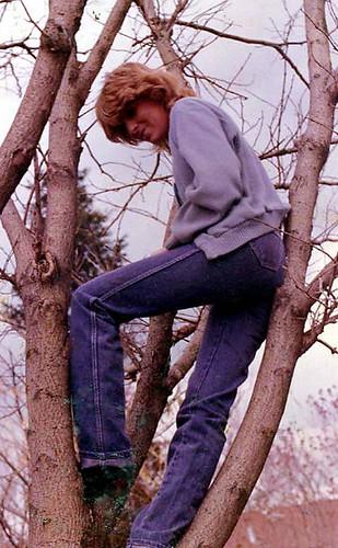 Rachel in 1983