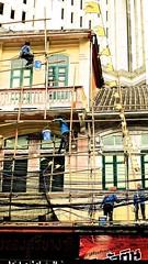 painters in chinatown, bangkok (retiredbut