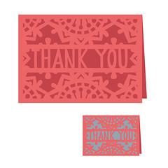 thank-you-1 (emily dyer) Tags: silhouette card folded greetingcard svg papercut diecut foldedcard