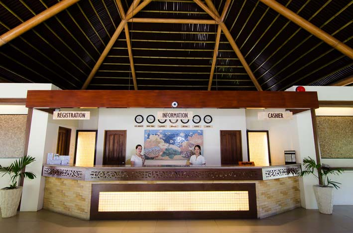 Bohol Beach Club - Lobby