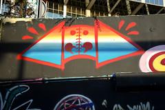 graffiti (wojofoto) Tags: holland graffiti utrecht nederland netherland fietstunnel wolfgangjosten kbtr wojofoto utrechtsekabouter
