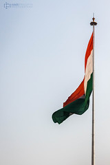 Incredible India! (hariiprasath) Tags: india abstract art canon eos fly colours place artistic flag delhi indian tricolour connaught indianflag largestflag 700d