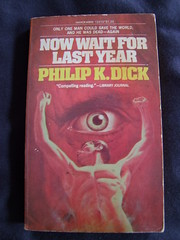 Now Wait For Last Year (cyclingshepherd) Tags: world fiction k last dead for book library dick year journal books science paperback cover wait novel now manor philip gripping softback cyclingshepherd