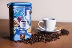 Project 'megazine' (ellenvanlent.nl) Tags: food cup coffee photography beans cookie product egrets bonen douse