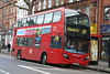 Photo of London United ADH30 on Route 27, Stamford Brook