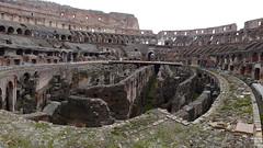 Colosseum Rome. Colosseo Roma. (elsa11) Tags: rome roma colosseum flaviumamphitheatre unescoworldheritage colosseo amphitheatrumflavium flaviumanfiteatro