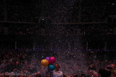 Snow and Balloons! (Andrew Scorgie) Tags: music concert glasgow live hydro classical 2014 sse andrerieu johannstraussorchestra