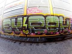 EYREK (UTap0ut) Tags: california art cali train bench graffiti la los paint angeles rail socal cal graff freight autorack utapout