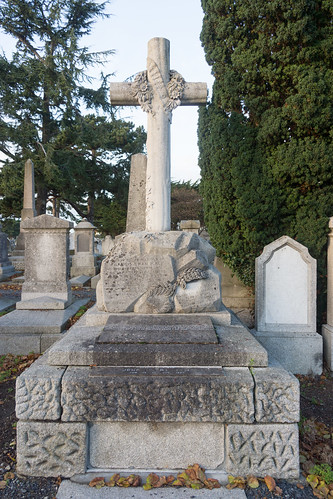 Mount Jerome Cemetery & Crematorium is situated in Harold's Cross Ref-100431