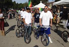 4130 BMX at CicLAvia South LA