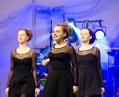 Ridgeway Irish dancers