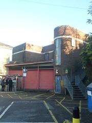 Old Down side buildings at Feltham Station (Mr MPD) Tags: southwesttrains feltham felthamstation interwararchitecture