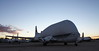 1412-PimaAir-013 (musematt11) Tags: arizona plane airplane desert tucson dusk aircraft transport az nasa c97 pimaairandspacemuseum superguppy stratocruiser
