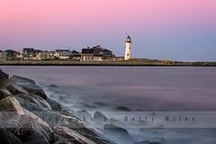 scituate light (betty wiley) Tags: ocean new sea england people coast long exposure o jetty massachusetts places mac12 scituatelighthouse lisasparrow december2014 barbaracrispi
