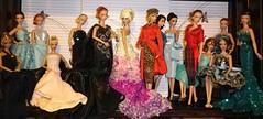 Peggy's dolls8 3-01-15 (tecno_79) Tags: barbie displays poppy stunning diorama count the 2015 lanaturner asiandolls fashionroyaltydolls vampirebrides dollmeeting handmadegowns nufacedolls monsterhighdolls aafemaledolls peggysdollroom
