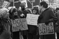 #BlackLivesMatter (Barry Yanowitz) Tags: nyc newyorkcity ny newyork thevillage chelsea manhattan protest midtown event protests greenwichvillage nycity icantbreathe ericgarner blacklivesmatter millionsmarchnyc