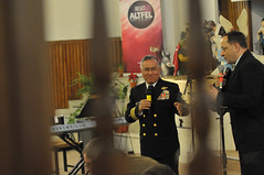 Operation Help for the Holidays (U.S. Embassy Romania) Tags: church us support holidays europe navy embassy romania baptist naval bucharest shoebox helping chaplain