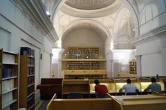 UAH. Convento de los Trinitarios. Biblioteca (UAHes) Tags: franklin biblioteca convento instituto alcal estudiantes uah trinitarios ielat campushistrico