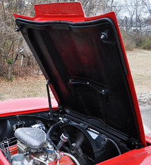 """1966 Corvette Sting Ray • <a style=""""font-size:0.8em;"""" href=""""http://www.flickr.com/photos/85572005@N00/16080790755/"""" target=""""_blank"""">View on Flickr</a>"""