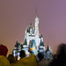 Magic Kingdom Castle - Fireworks