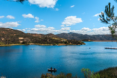 Dixon Lake Escondido (Saeb Khatib) Tags: california lake water canon landscape sandiego dixon escondido canon650d 1855mmisii canont4i