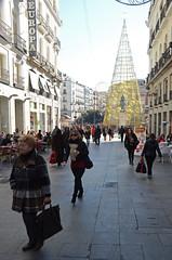 DSC_5344 copia (Cazador de imgenes) Tags: madrid street espaa sun sol photo spain puerta nikon iii centro streetphotography 15 carlos rey reloj streetphoto espagne spanien spagna spanje spania  2015 spange d7000