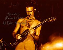 Michael Conen - [PROOF] Frank Zappa solos horizontal with flash [Frank Zappa - Louisville Gardens, Louisville KY 11-10-77] (michael conen) Tags: kentucky louisville canonae1 1977 allrightsreserved frankzappa louisvillegardens michaelconen copyright2013
