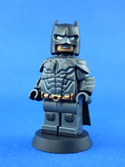 Grey Batman (jeffer8419) Tags: army lego batman minifig custom breakthrough