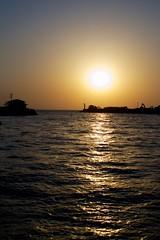 PL600842 (Keishi Etoh rough-and-ready photoglaph) Tags: sunset pen nikon olympus nikkor 48mm ainikkor24mmf28 microfourthirds epl6 olympuspenliteepl6