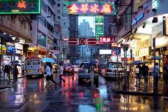 (noidcanuse2011) Tags: rain night hongkong m43 gf2 lumixg20f17