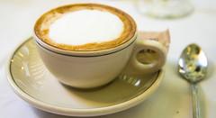 Il Fornaio Cappuccino (Bill in DC) Tags: california ca food coffee restaurants paloalto cappuccino 2014 ilfornaio eos5d3 canoneos5dmarkiii