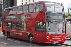 National Express West Midlands Alexander Dennis Enviro400 4854 (BX61 LMK) (Perry Barr) (john-s-91) Tags: birmingham route33 4854 koppaberg alexanderdennisenviro400 nationalexpresswestmidlands bx61lmk