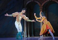 Tyrone Singleton, Nao Sakuma (DanceTabs) Tags: ballet dance shakespeare brb hippodrome birminghamroyalballet