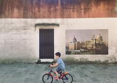Venezia, 2016. (RO.BO.COOP.) Tags: street venice streetart art urbanart canaletto bellini labiennale hayez robocoop romabolognacooperazione