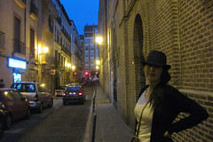 20120527_MadridLibStreet (jae.boggess) Tags: spain espana europe travel trip eurotrip spring springtime madrid dusk