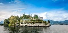Isola Bella Lake Maggiore Italy (simonvaux1) Tags: italy lake isola bella water blue skies stresa milan northern ernest hemmingway sony rx100 iii raw simon vaux maggiore