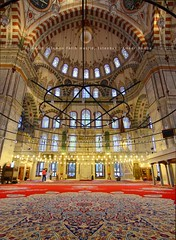 Fatih Cami, Istanbul (Ameer Hamza) Tags: turkey islam islamicarchitecture ottomon sinan fatih splendid ameerhamzaadhia ameerhamzaphotography ameerhamzatravels 2016 dome mehrab mimbar mihrab turkish old historical historicalmosquesofturkey historicalmosquesinturkey konya istanbul islambol traveler natgeo unesco people muslims worship placeofworship peopleandplaces iconic structure civil construction religiousplace