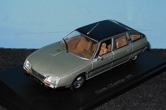 CITROEN CX 25 Prestige (1978) - 1/43 (xavnco2) Tags: classic cars car french model automobile models citroën cx atlas autos 143 diecast prestige presse cx25 modèlesréduits
