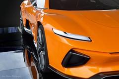Orange Shiver (Pistolero79) Tags: auto orange car torino 2016 parcovalentino saloneautotorino