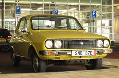 1984 Dacia 1310 (rvandermaar) Tags: 1984 dacia 1310 dacia1310 renault 12 renault12 douze r12 sn587e jv340g rvdm