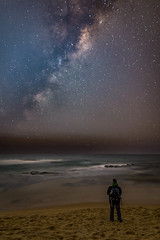 Are we truly alone? (StephEvaPhoto) Tags: 6d northernbeaches canoneos sigma24mmf14dgart fullframe newsouthwales milkyway canoneos6d turimettabeach australia sydney 24mm art dg nsw prime primelens sigma f14