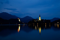 Lake Bled 2016 IMG_0274.CR2 (Daniel Hischer) Tags: bled bluehour dawn lakebled landscape landscapes nature night nightphotography nightcrawlers nightscape slovenia