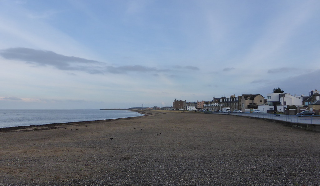 Fisherrow Sands, Musselburgh