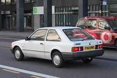 1988 Ford Escort 1.3 Popular