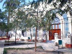 Monastery and Church of St. George - Nazlat El-Samman - Plateau pyramids - Giza - By Amgad Ellia 05 (Amgad Ellia) Tags: church st by george plateau monastery pyramids giza amgad ellia nazlat elsamman