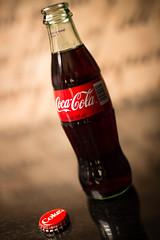 Coca Cola (jayoaK) Tags: blur canon dof bokeh f14 sigma coke soda cocacola t3i 30mm