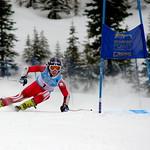 Antonia Wearmouth, 4th at Schweitzer GS PHOTO CREDIT: Derek Trussler