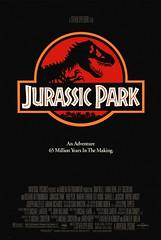 """JURASSIC PARK"" (Static Phil) Tags: movieposter samuelljackson jeffgoldblum lauradern bobpeck samneill richardattenborough martinferrero"